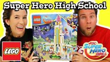 41232 LEGO® DC Super Hero Girls Super Hero High School Toy Christmas Gift wrap