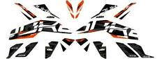 KTM KIT GRAFICHE STICKERS FACTORY DUKE 125 250 390 2017 2018  93008999100