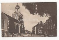 High Street Lymington Hampshire 1912 Postcard 065c