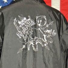 Rare VTG Satin Dunbrooke Made USA XL 44-46 Jacket Coat North 2 The Future Alaska
