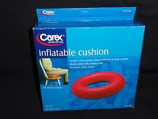 Carex Rubber Inflatable Cushion