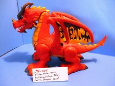 Fisher-Price 2012 Imaginext Red Winged Eagle Talon Castle Dragon (390-124)