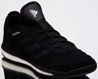 adidas Copa Tango 18.1 Trainers Men New Black White Lifestyle Sneakers BB7518