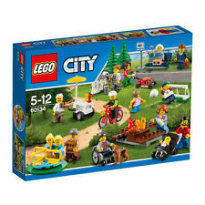 Multi-Coloured Assorted City LEGO Building Toys