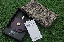 Osprey Leather Keyrings for Women