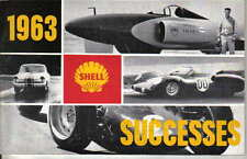 Shell Successes 1963 Racing Rally Trials Motorcycle Breedlove Speed Record
