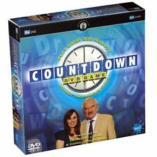 COUNTDOWN DVD GAME - PRESENTED BY CAROL VORDERMAN & DESMOND LYNHAM - NEW