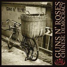 GUNS N ROSES GNR Heavy Metal Hard Rock Band Chinese Democracy MUSIC CD New