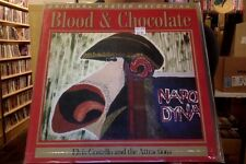 Elvis Costello & the Attractions Blood & Chocolate LP new 180 gm vinyl MFSL MOFI