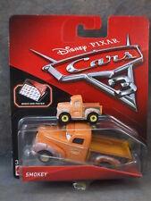 *SMOKEY SET* MIP Disney Pixar Cars 3 Mini Racers #24 Mattel Diecast... PLUS 1:55