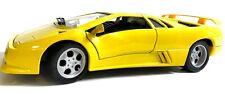 Maisto Lamborghini Diablo L SE 30 Yellow Black 1/18 Scale Collectors Edition