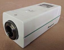 Ikegami Security Ccd Surveillance Camera Ac 24V 60Hz 7W Model Icd-4224 No Lens