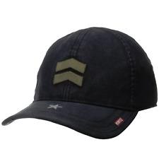 120717da016 A. Kurtz Mens Fritzflex Baseball Cap Black One Size