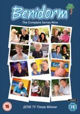 Benidorm The Complete Season 9 Series Nine Ninth (Sherrie Hewson) New DVD