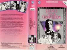 UNDER THE CHERRY MOON - PRINCE  VHS -PAL -NEW -Never played!-Original Oz release