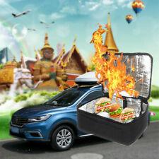 Horno Eléctrico Portátil Eléctrico Caja De Almuerzo Picnic Camping Calentador Calentador de comida caliente