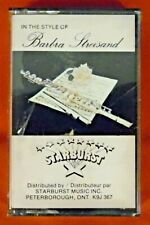 MC: Starburst , In The Style Of Barbra Streisand , Odessy SBC 101 , 1978 , TOP