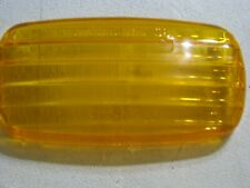 T Bargman 58 Series Amber Vintage Clearance Light for RV Camper Trailer Working