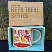 Starbucks Coffee Mug Been There Series CALIFORNIA Across Globe Collection 14 oz
