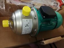 Wilo MHI 202-1/V/3-460-60-2-Q1Q1  Kühlwasserpumpe Wasserpumpe Pumpe NEUWARE TOPP