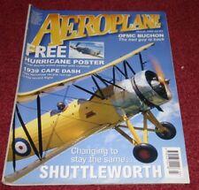 Avión Mensual 1999 Marzo Buchon, Dauntless, Spitfire, Atacante, Doble Pioneer
