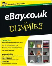 eBay.co.uk for Dummies by Marsha Collier, Jane Hoskyn, Steve Hill