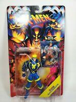1995 ToyBiz X-Men Invasion Series HAVOK Figure w/Projectile Throwing Action