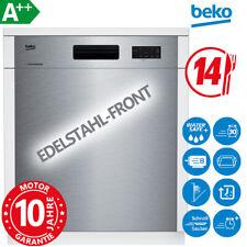 BEKO Geschirrspüler A++ Spülmaschine Geschirr Spüler integriert 60 cm Edelstahl