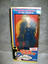 "Dick Tracy ""Breathless Mahoney"" Sultry Songstress Doll w/ Microphone - New Ob"