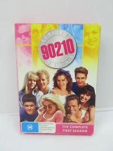 Beverly Hills 90210 : Season 1 DVD 6 Discs RN4 / PAL Region