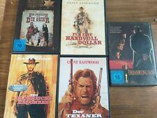 Clint Eastwood Western Dvd Sammlung
