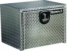"""Buyers Products 1705149, Aluminum Underbody Toolbox, 14"""" H x 12"""" D x 18"""" W"""