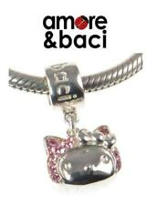 Cartoon, TV & Movie Characters Pink Fine Charms