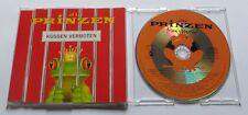 Die Prinzen - Küssen verboten -  Maxi CD - long version