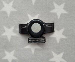 Silver Cross Pram Buckle in Black - fits Linear, Surf, Wayfarer, 3D Grey