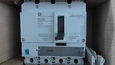 INTERRUPTEUR  SECTIONNEUR FE250  4P 250A GE SWITCH  FEY406D250KF