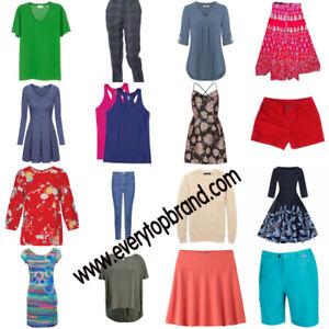 Wholesale Branded Clothing Job Women's A Grade Market 10kg All Season @ £4.10 KG