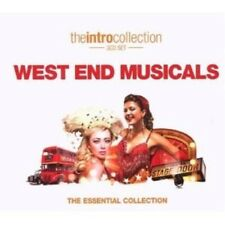 WEST END MUSICALS-INTRO COLLECTION 3 CD NEW+