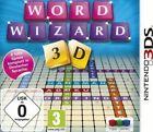Nintendo 3DS Word Wizard 3D NEU