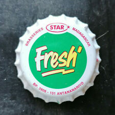 Fresh' Star Madagascar Kronkorken bottle cap tappo chapa capsule
