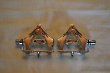 Shimano 600 Road Pedals, Aero-Style, 9/16 Inch Spindle, Excellent Condition