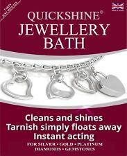 Quickshine Jewellery Sanitiser  -  Silver, 1