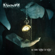 Whyzdom : As Time Turns to Dust CD Limited  Album Digipak (2018) ***NEW***