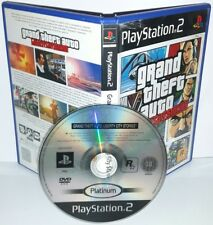 GRAND THEFT AUTO LIBERTY CITY STORIES Playstation 2 Ps2 Play Station Gioco Game