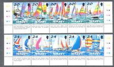 Jersey-Yachting-1998 mnh-Sailing vessels-mnh set