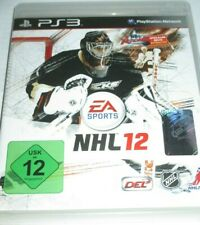 PS3 - PlayStation 3 - NHL 12 - Game/Eishockey/Sport/Action