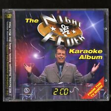 MADNESS - SUGGS - NIGHT FEVER KARAOKE COMPILATION - 40 TRACKS ON 2x CDs