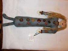 """Susan Hale Rag Doll 19 1/4""""Tall """"Johannah Buttonhead"""""""