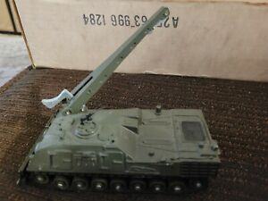 DINKY TOYS, LEOPARD RECOVERY TANK, REF. 699