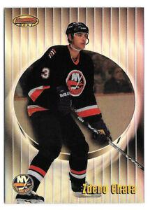 1998-99 Zdeno Chara Bowman's Best Refractor /400 - New York Islanders